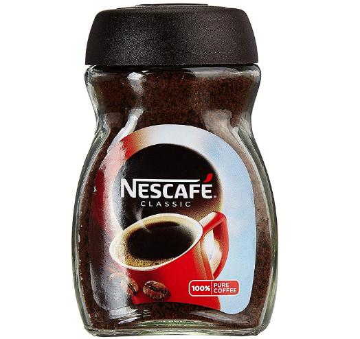 Nescafe Classic Coffee, 50g Dawn Jar