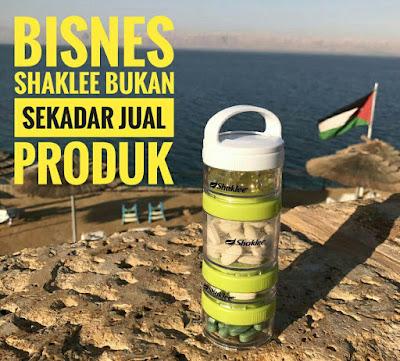 Bisnes Shaklee Bukan Sekadar Jual Produk Kesihatan