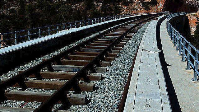 Συνάντηση Νίκα - Καραμανλή για την σιδηροδρομική γραμμή Κόρινθος – Άργος – Ναύπλιο