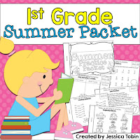 https://www.teacherspayteachers.com/Product/Summer-Review-Packet-1856790