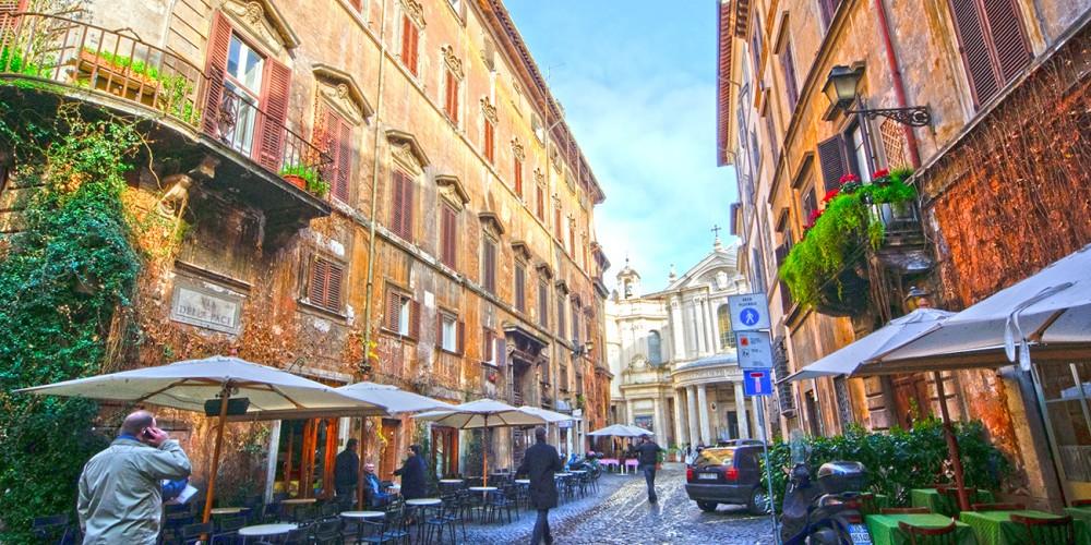 Roma fa schifo una citt maciullata dai propri cittadini for Una citta sulla garonna