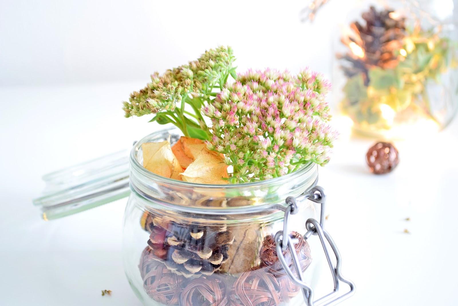 Jak zrobić dekorację na jesień?