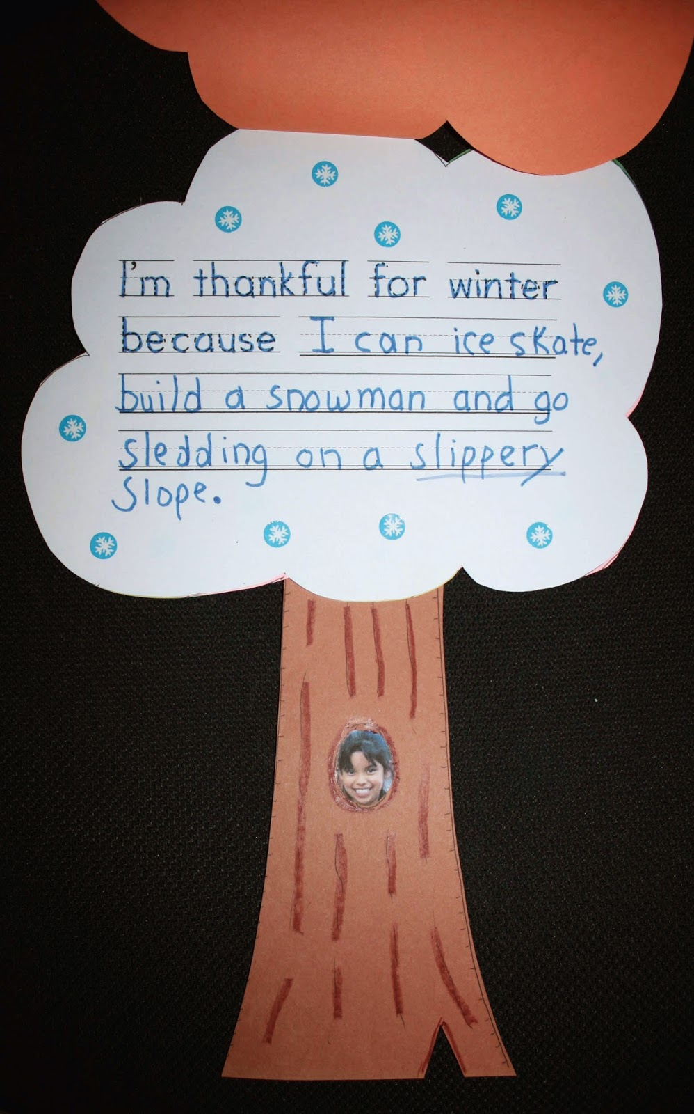 classroom bies the thankful tree writing prompt craftivity the thankful tree writing prompt craftivity