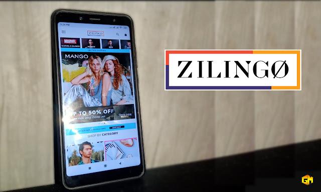 zilingo online shopping gizmo manila