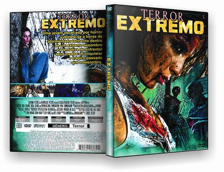 CAPA DVD – terror extremo – ISO