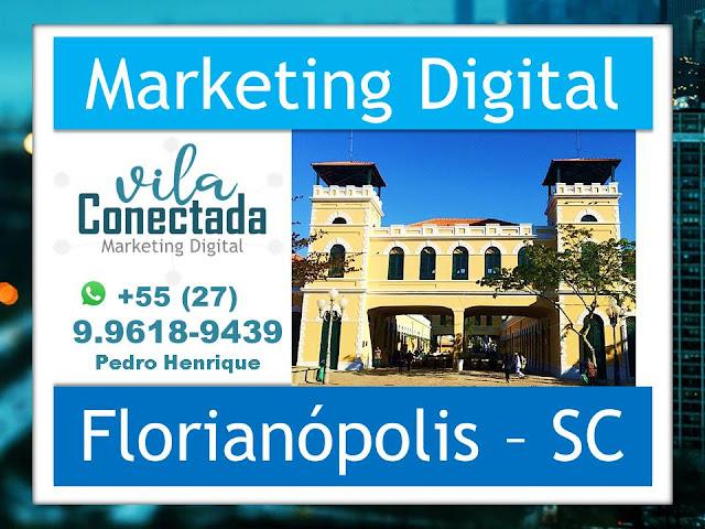 Marketing Digital Profissional Criação Site Loja Virtual Florianópolis SC