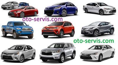 İzmir Toyota Yetkili Servisi Gaziemir