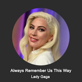 Always Remember Us This Way Lyrics