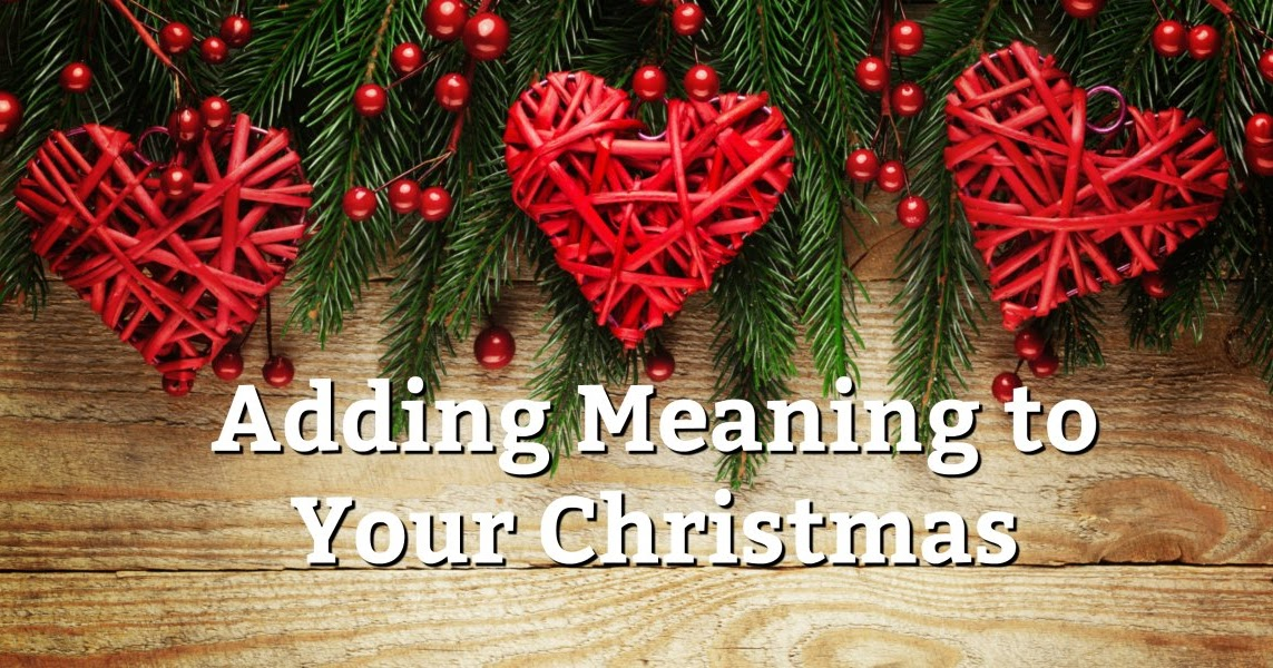 1-Minute Bible Love Notes: 5 Ways to Keep Christ in Christmas