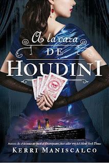 A la caza de Houdini | A la caza de Jack el Destripador #3 | Kerri Maniscalco | Puck