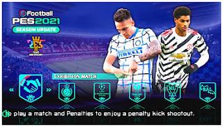 Download eFootball PES 2021 PPSSPP Bendezu Final Fix UEFA Europa League Full Update & Latest Transfer