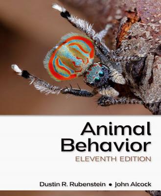 Animal Behavior An Evolutionary Approach 11th Edition (PDF)