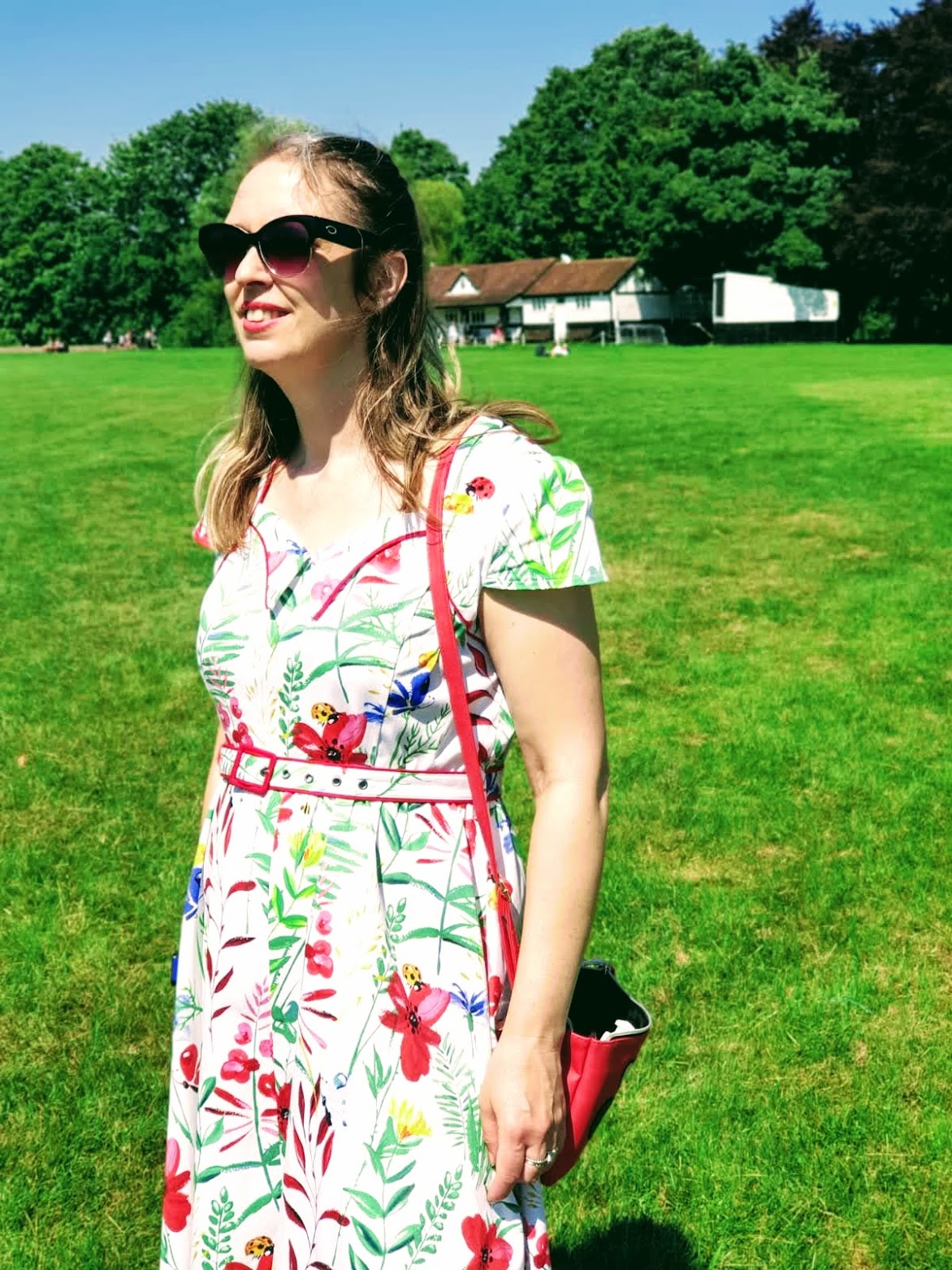 50's Style Afternoon Tea Dress Summer 2020