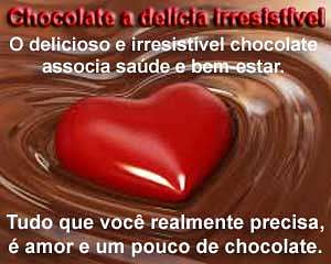 Propriedades do delicioso chocolate