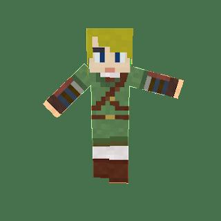 Legend of Zelda Skin