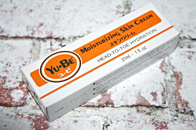 Yu-Be Moisturising Skin Cream