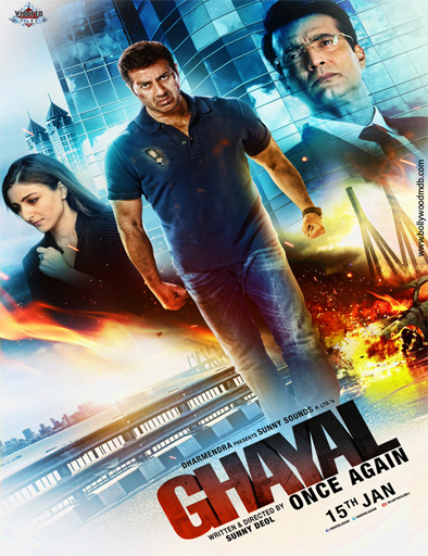 Ver Ghayal Once Again (2016) Online