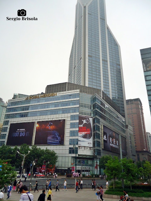 Le Royal Meridian Hotel and Shopping - Shanghai
