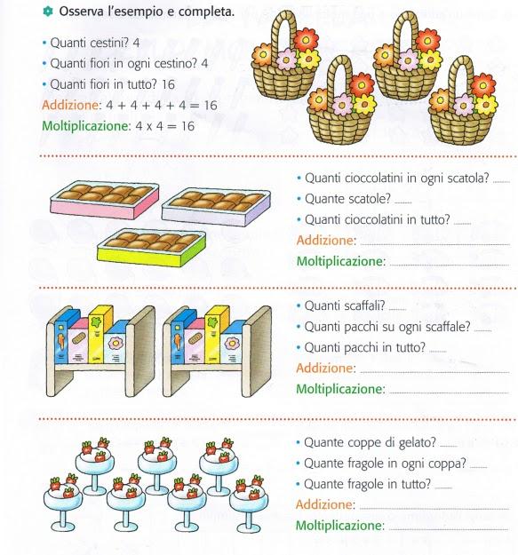 didattica matematica scuola primaria: I significati della ...