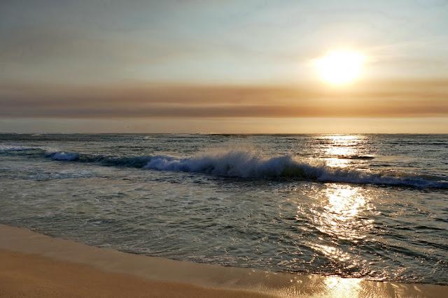 Strand, Beach, Prevelly, Traumstrand, Sonnenuntergang, Westaustralien