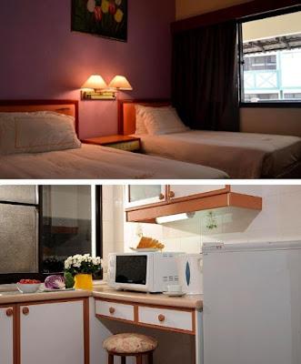 natasya resort cameron highlands bilik