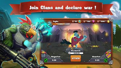 Rooster Wars APK Mod (Unlimited Money) - Jayawaru