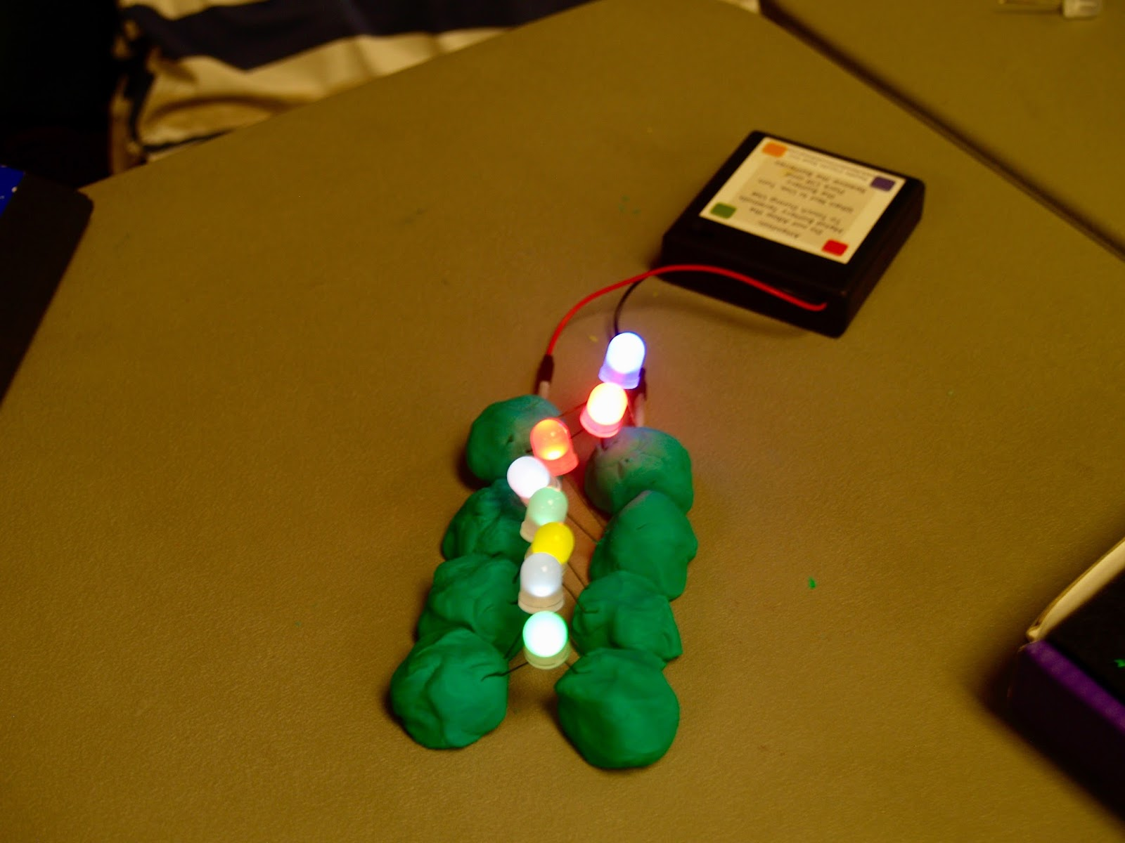 Teaching Science With Lynda Fun With Squishy Circuits With