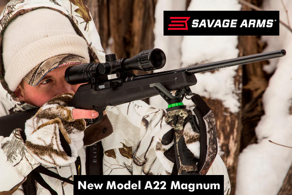 rocky mountain bushcraft new for 2016 savage arms a22 semi