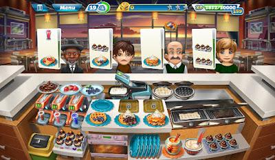 لعبة Cooking Fever للأندرويد، لعبة Cooking Fever مدفوعة للأندرويد، لعبة Cooking Fever مهكرة للأندرويد، لعبة Cooking Fever كاملة للأندرويد، لعبة Cooking Fever مكركة، لعبة Cooking Fever مود فري شوبينغ