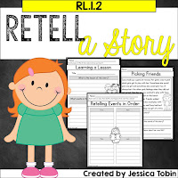 https://www.teacherspayteachers.com/Product/Retell-a-Story-RL12-1765821