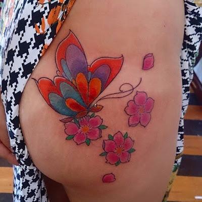 Tatuagens femininas e delicadas para você se inspirar