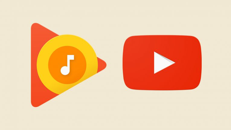 Google play music vs youtube red