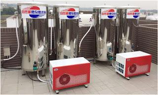 自然風家庭型熱泵熱水器市場,不受疫情影響,業績持續成長。