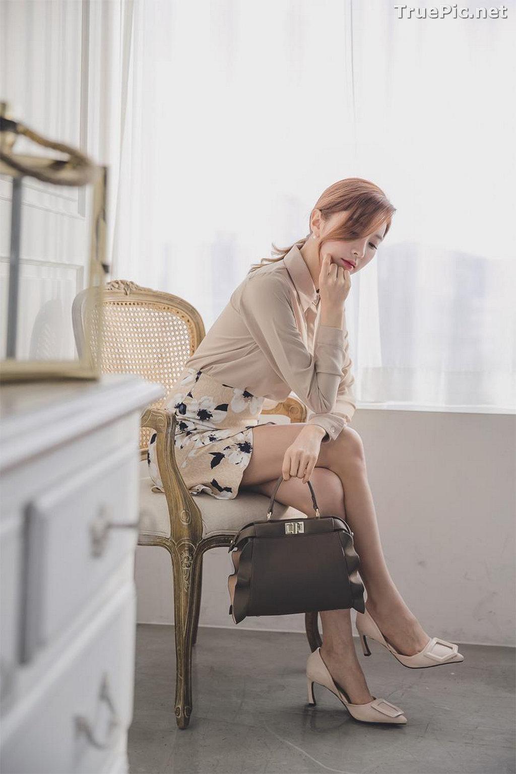 Image Korean Beautiful Model – Park Soo Yeon – Fashion Photography #8 - TruePic.net - Picture-6