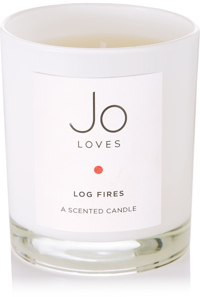 Jo Loves Log Fires scented candle