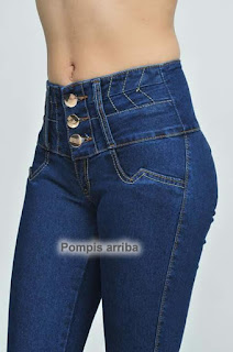 Fabricas de pantalon corte colombiano Frida ciclón