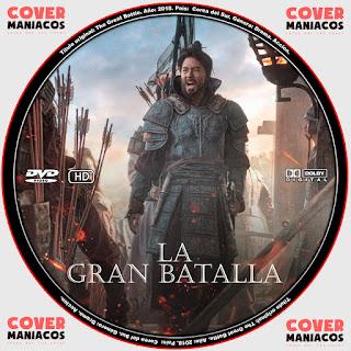 GALLETALA GRAN BATALLA - THE GREAT BATTLE - 2018