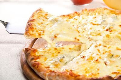 Easy Homemade White Pizza Recipe