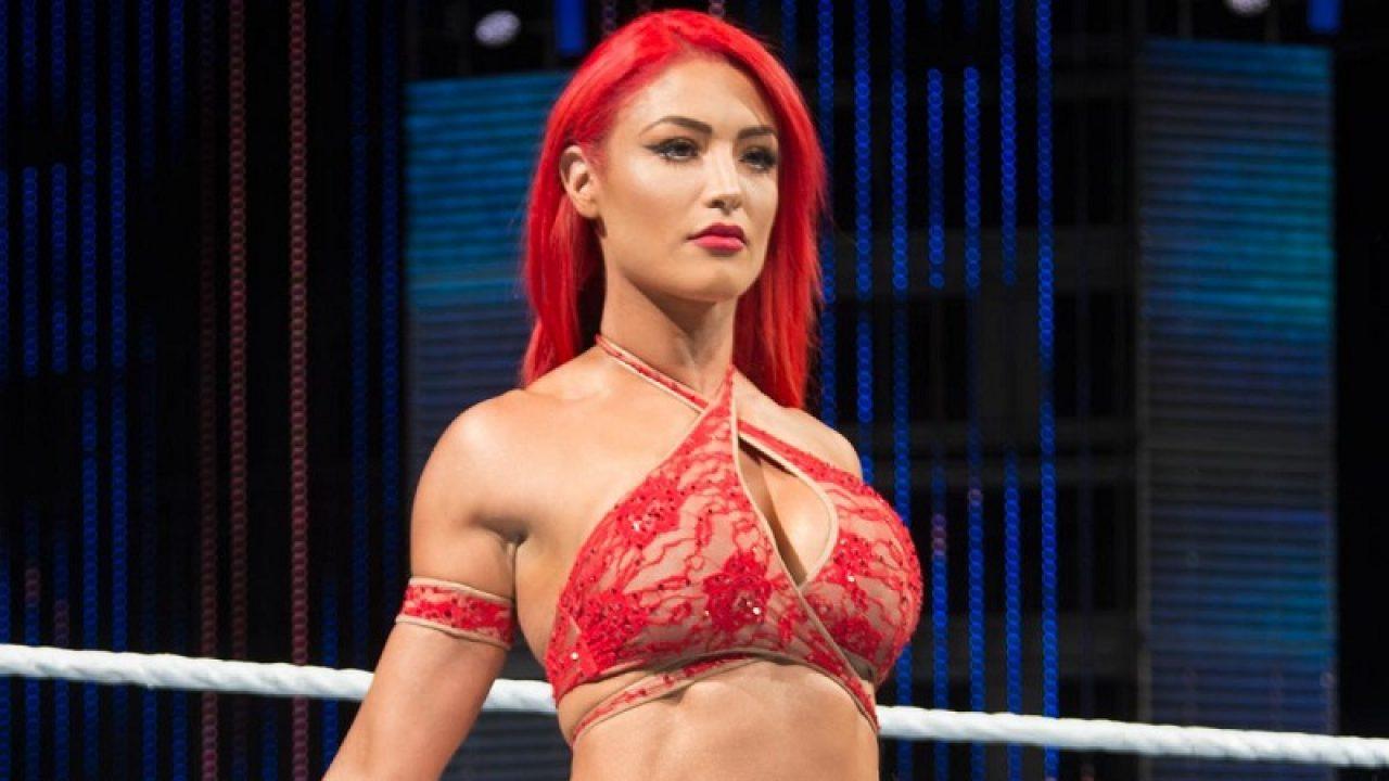 Eva Marie pode fazer o seu retorno a WWE no Draft