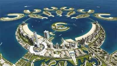 Pulau Reklamasi Buatan Paling Menakjubkan dari Seluruh Dunia