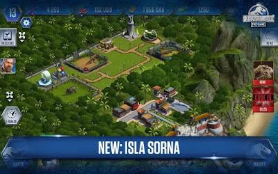 تحميل Jurassic World: The Game كاملة للأندرويد مهكرة باخر تحديث