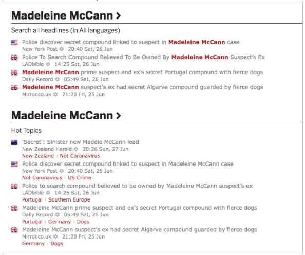 Extract from Jon Clarke's new book: 'My Search for Madeleine McCann' Chapter%2B40.1