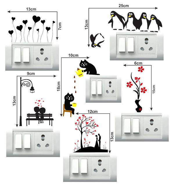 couple board stickers