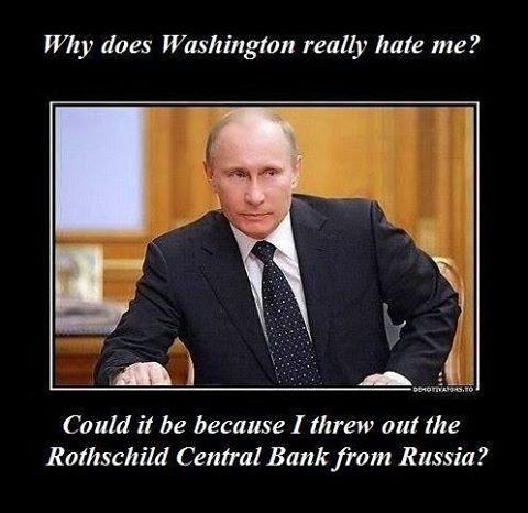 """Ετοιμάζουν οι ΗΠΑ μια """"Χρωματιστή Επανάσταση"""" στη Ρωσία;"""