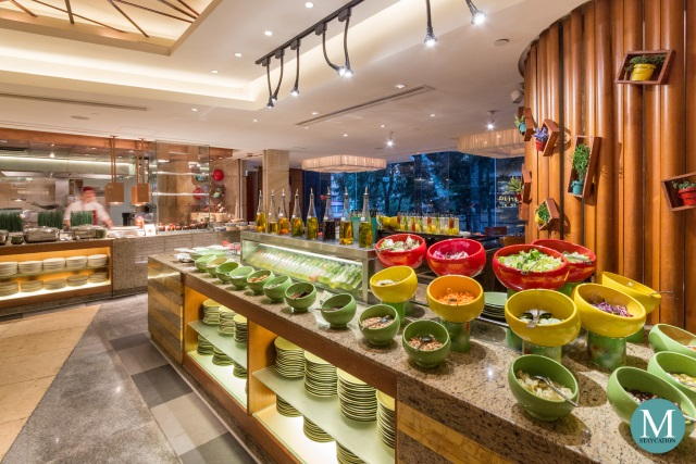 Breakfast Buffet at Kowloon Shangri-La Hong Kong