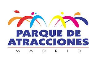 Logo Parque de atracciones de Madrid