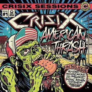 Resultado de imagen para (2019) Sessions #1 - American Thrash [Covers]