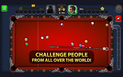 Download 8 Ball Pool (MOD, Extended Stick Guideline) 3.9.1 for android