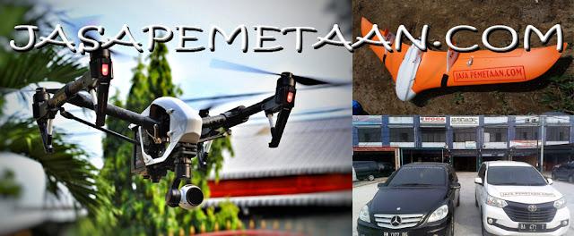 jasa pemetaan dengan drone