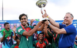 ICC Under 19 Cricket World Cup Team of the Tournament 2020 announced
